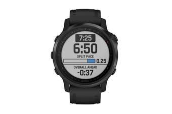 Garmin Fenix 6S Pro Sports Watch (Black)