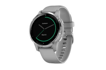 Garmin Vivoactive 4S - 40mm (Powder Gray/Silver)