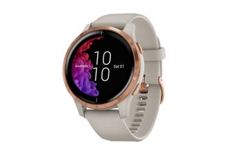 Garmin Venu (Light Sand/Rose Gold)