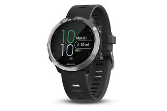 Garmin Forerunner 645 Music (Black) (Damaged Box)
