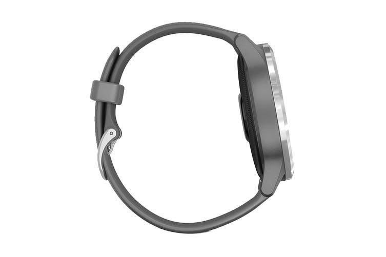 Garmin Vivoactive 4 (Black with Slate Hardware)