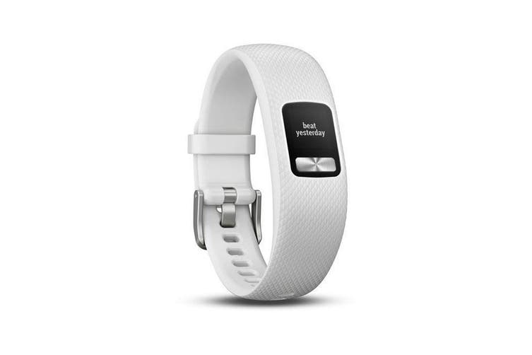 Garmin Vivofit 4 (Small/Medium, White)