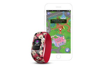 Garmin Vivofit Jr. 2 (Stretchy, Disney Minnie Mouse)
