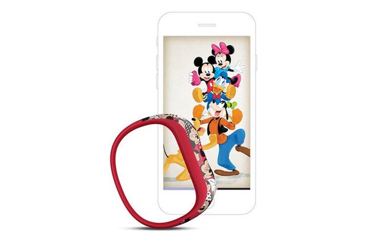 Garmin Vivofit Jr. 2 (Stretchy, Disney Minnie Mouse)