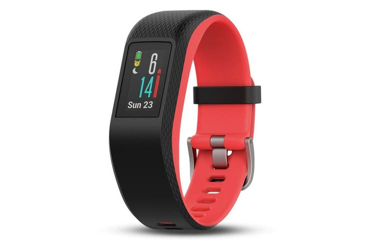 Garmin Vivosport (Small/Medium, Fuchsia Focus)