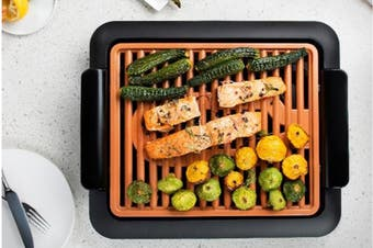 Gotham Steel Smokeless Grill Single Plate