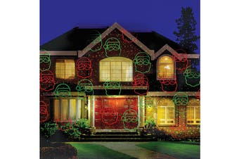 Star Shower Laser Magic Decorative Lighting with 6 Designs