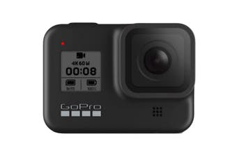 GoPro HERO8 Black 4K HyperSmooth 2.0 Action Cam (CHDHX-801)