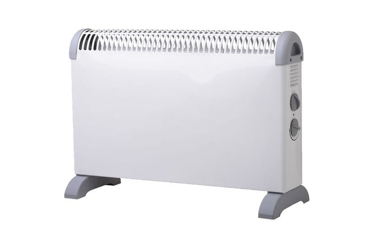 Goldair 1800W Convector Heater with 2 Heat Settings (GCV120)