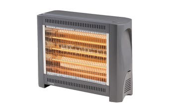 Goldair 2400W 3 Bar Radiant Heater with Fan & 3 Heat Settings (GIR400)