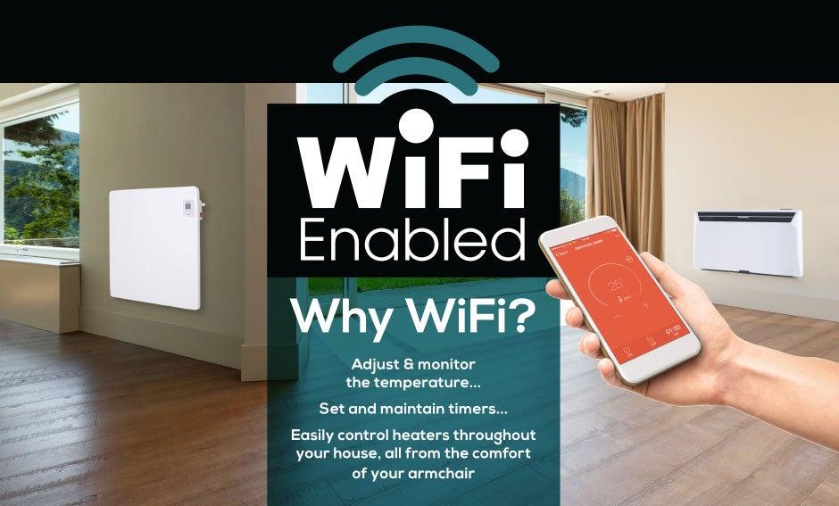 Goldair WiFi