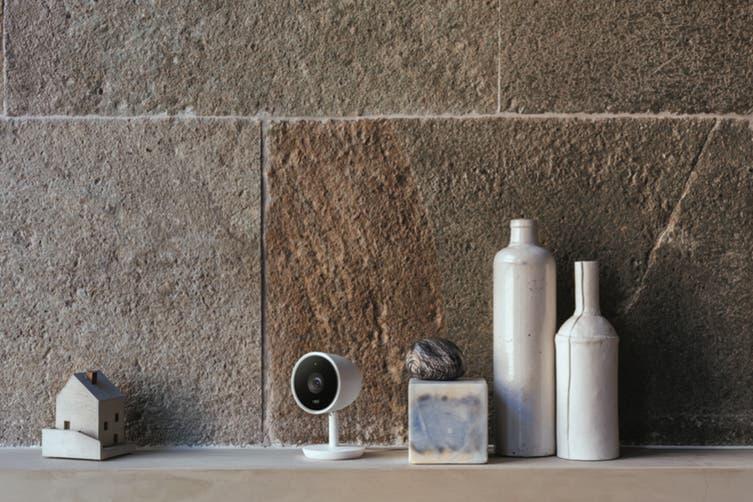 Google Nest Cam IQ Indoor Security Camera - AU/NZ Model
