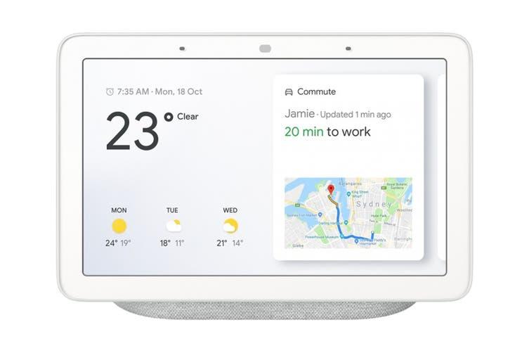 Google Nest Hub (Chalk) - AU/NZ Model