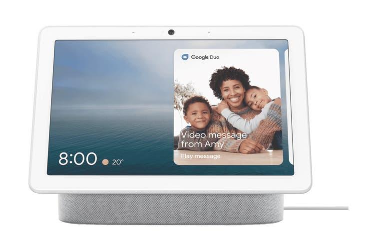 Google Nest Hub Max (Chalk) - AU/NZ Model