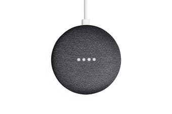 Google Nest Mini (Charcoal) - AU/NZ Model