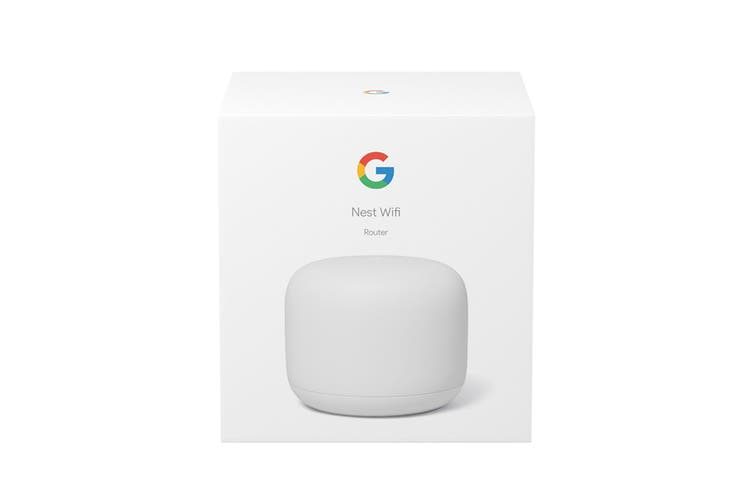 Google Nest Wifi Router (Snow) - AU/NZ Model
