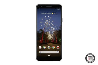 Google Pixel 3a (64GB, Just Black) Preowned
