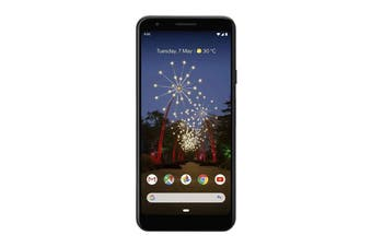 Google Pixel 3a XL (64GB, Just Black)