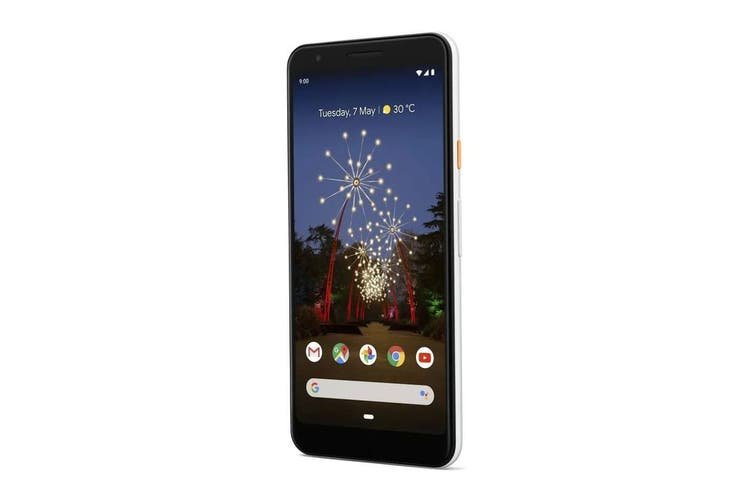 Google Pixel 3a XL (64GB, Clearly White)