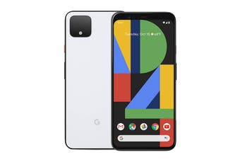 Google Pixel 4 (Clearly White) - AU/NZ Model