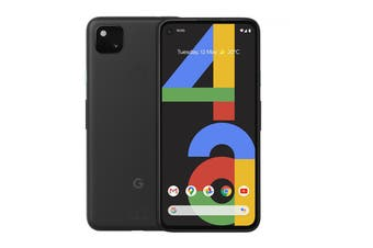 Google Pixel 4a (128GB, Just Black)