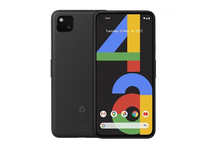 Google Pixel 4a (128GB, Just Black)