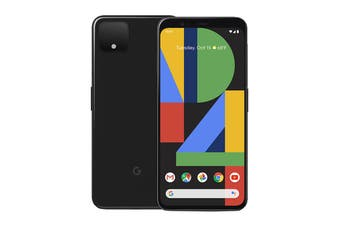 Google Pixel 4 XL (128GB, Just Black)