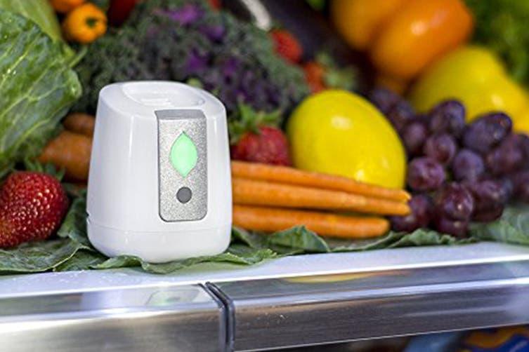 GreenTech PureAir Fridge Air Purifier & Ionizer (PFRIDGE)
