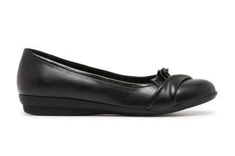 Grosby Women's Evie Heels (Black, Size 10 US)