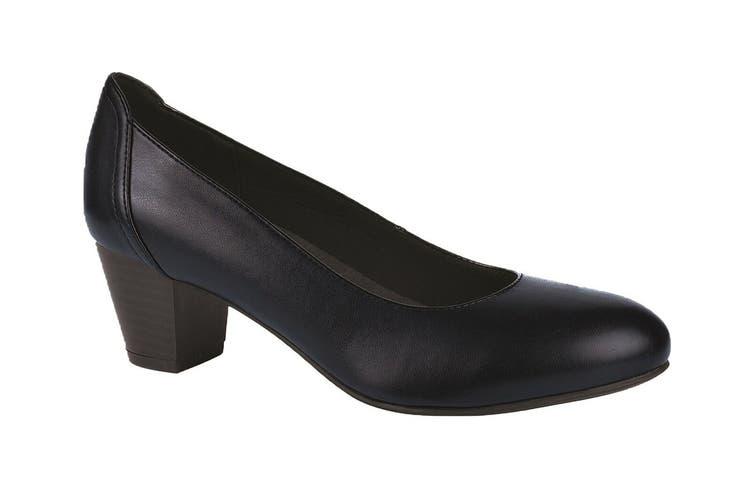Grosby Women's Ivy Heels (Navy, Size 6 US)