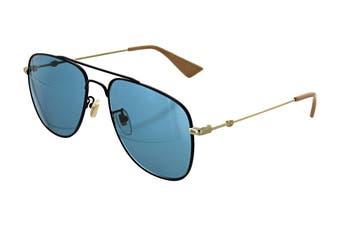 Gucci GG0514S Sunglasses (Black) - Blue