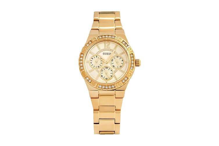 Guess Women's Envy Gold Watch (Gold)