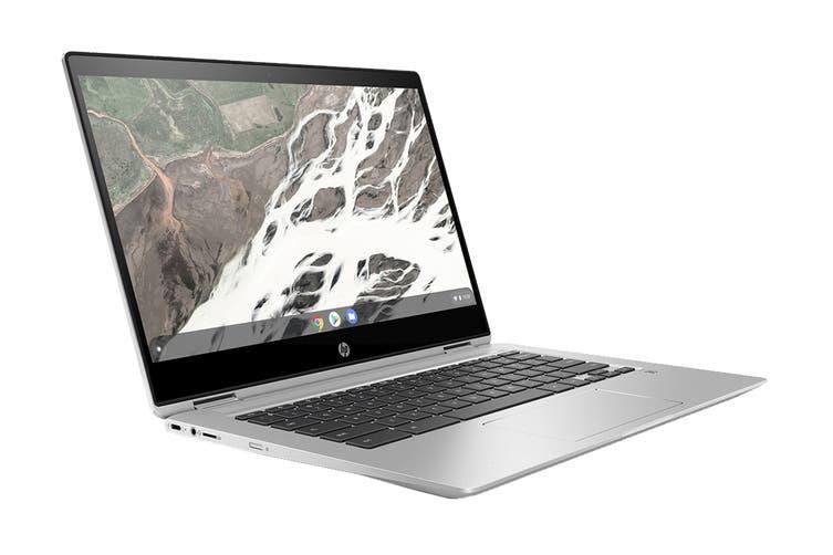 "HP Chromebook x360 14 G1 14"" FHD Convertible 2-in-1 Touchscreen Laptop (N4415U, 8GB RAM, 32GB eMMC) - Australian Model"