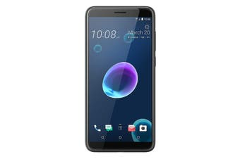 HTC Desire 12 Dual SIM (Cool Black)