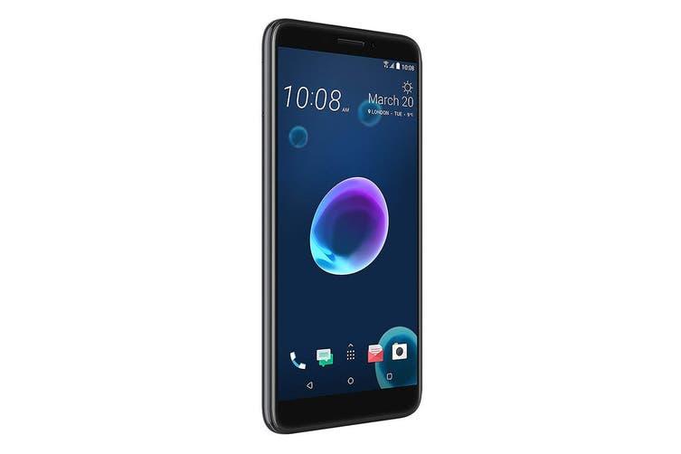 HTC Desire 12 Dual SIM (32GB, Cool Black)
