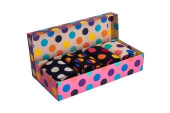 Happy Socks Dot Gift Box Socks (Size 36-40 EU)