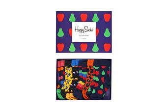 Happy Socks Kids Gift Box Socks (Size 0-12M EU)