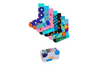 Happy Socks 7-Day Gift Box Socks