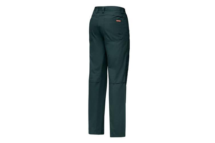 Hard Yakka Men's Koolgear Ventilated Pant (Green, Size 132)
