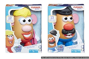 Mr Potato Head Assorted Mr & Mrs Potato Head