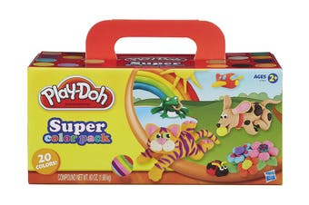 Play-Doh Super Colours 20 Pack