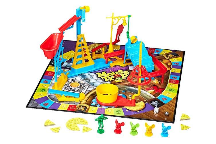 Hasbro Mouse Trap Game