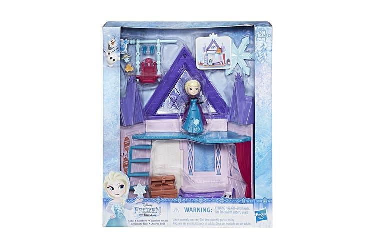 Disney Frozen Royal Chambers Playset