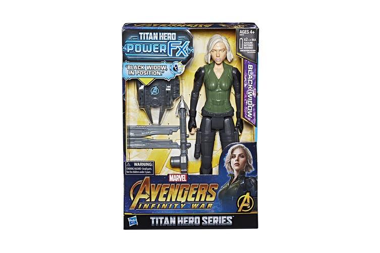Avengers: Infinity War Black Widow Power Pack Titan