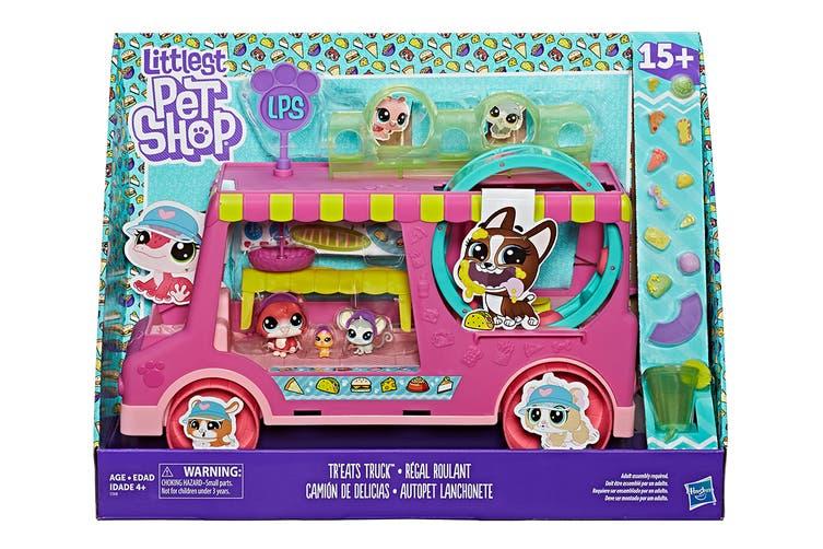 Littlest Pet Shop Food Truck Playset