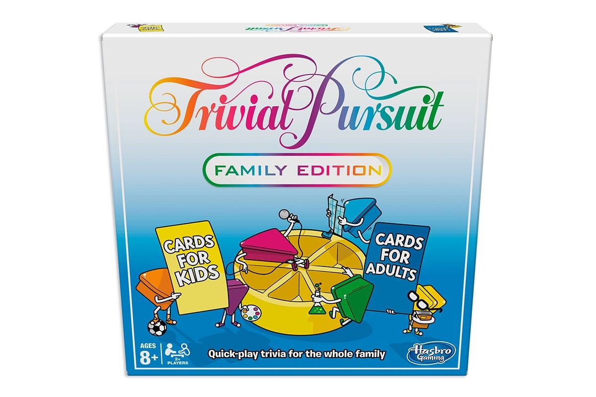 Trival Pursuit Family Edition E1921
