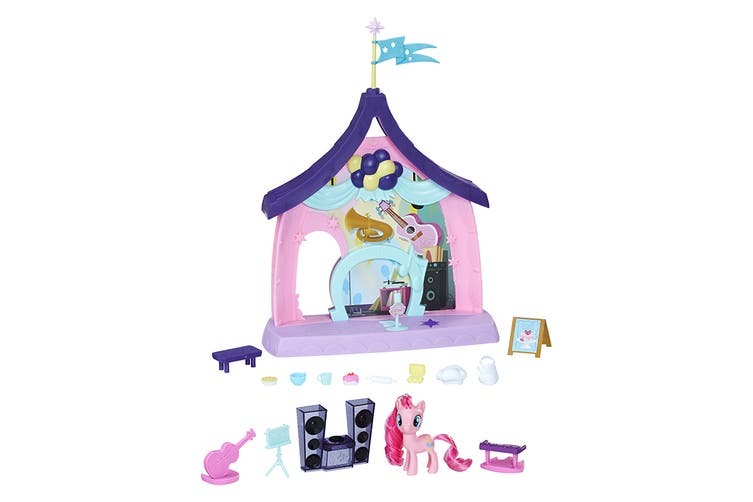 My Little Pony Pony Beats N Treats Classroom