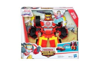 Playskool Transformers Rescue Bots Electronic Hot Shot
