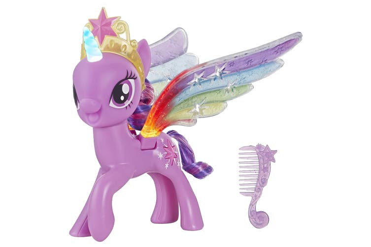 My Little Pony Rainbow Wings Twilight Sparkle Pony Figure
