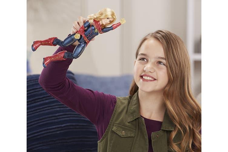 Marvel Captain Marvel Photon Power FX Electronic Action Figure